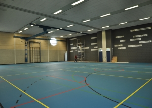 nieuwbouw sportzalen katwijk