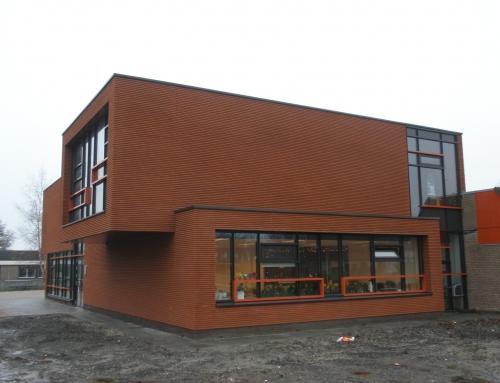 Uitbereiding school Hoofddorp